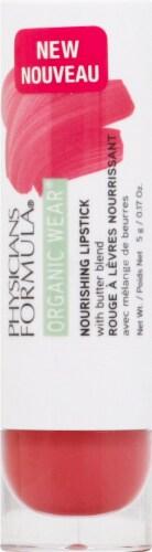 Physicians Formula Organic Wear Desert Rose Nourishing Lipstick Perspective: front
