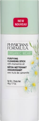 Physicians Formula Organic Wear Purifying Cleansing Stick Perspective: front