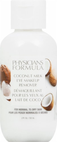 Physicians Formula Coconut Milk Eye Makeup Remover Perspective: front