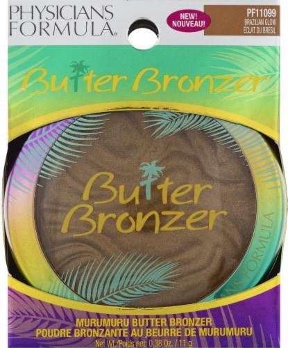 Physicians Formula Brazilian Glow Murumuru Butter Bronzer Perspective: front