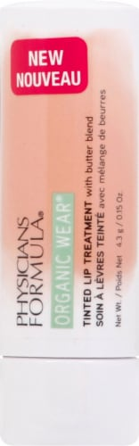 Physicians Formula Tawny Nude Tinted Lip Treatment Perspective: front