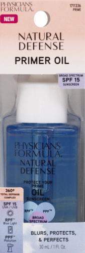 Physicians Formula Natural Defense Primer Oil Perspective: front