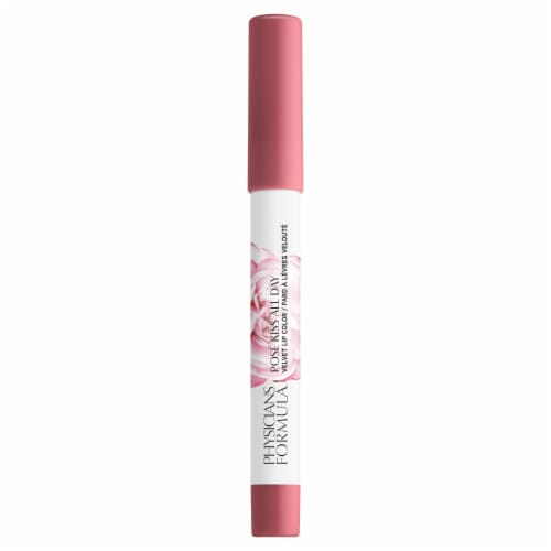 Physicians Formula Rose All Day First Kiss Lipstick Perspective: front