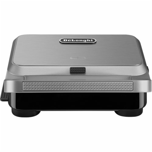 De'Longhi Livenza Compact All Day Countertop Grill Perspective: front