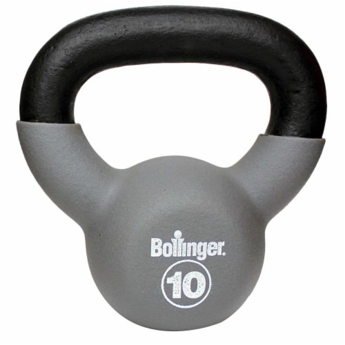Bollinger® 10-Pound Kettle Bell Perspective: front