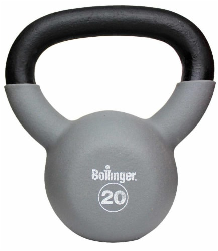 Bollinger® 20-Pound Kettle Bell Perspective: front