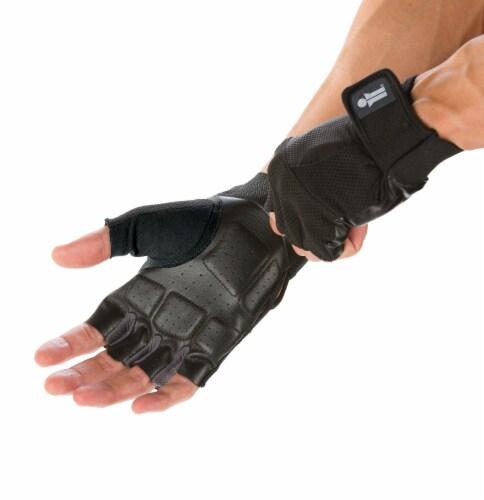 Bollinger® Fitness Gloves - Black Perspective: front