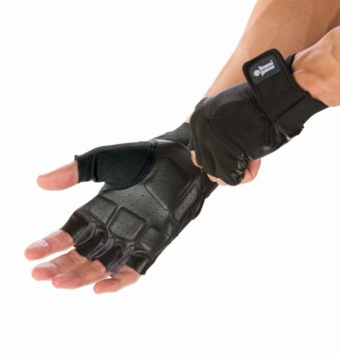 Bollinger® Fitness Gloves - Black - L Perspective: front