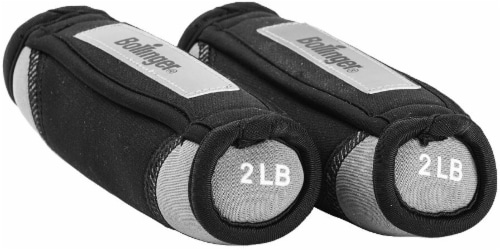Bollinger® Walking Weights Perspective: front