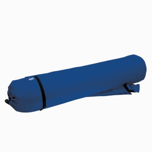 Bollinger® Yoga Mat Bag - Royal Blue Perspective: front