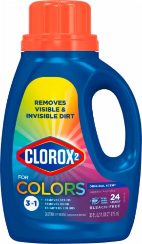 Clorox 2 Original Stain Remover and Color Brightener Perspective: front