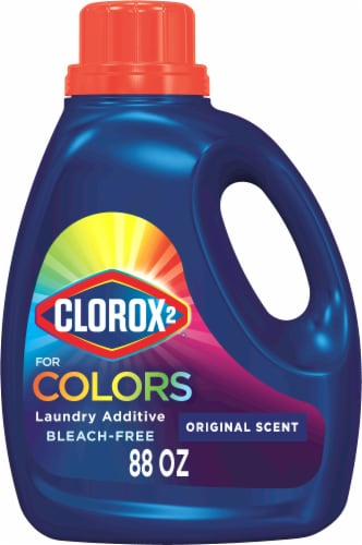 Clorox 2 Stain Remover and Color Booster Original Scent Laundry Detergent Perspective: front