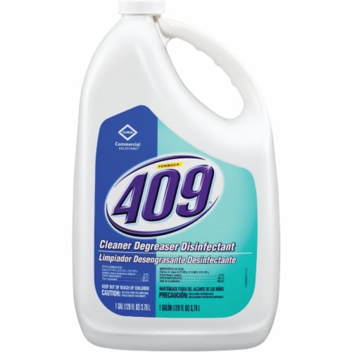 Formula 409 1 Gal. Commercial Strength Cleaner Degreaser Disinfectant 31127 Perspective: front