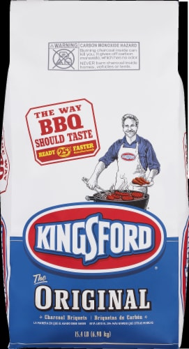 Kingsford The Original Charcoal Briquets Perspective: front