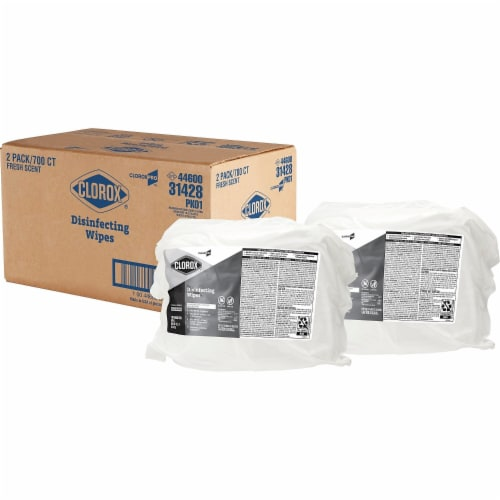 Clorox Commercial Solutions  Disinfectant Refill 31428 Perspective: front