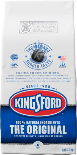 Kingsford The Original Charcoal Briquettes Perspective: front