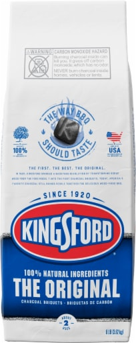 Kingsford Original Charcoal Briquets Perspective: front