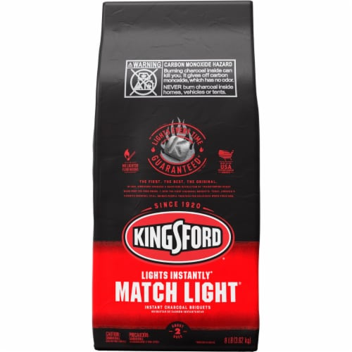 Kingsford Match Light Instant Charcoal Briquettes Perspective: front