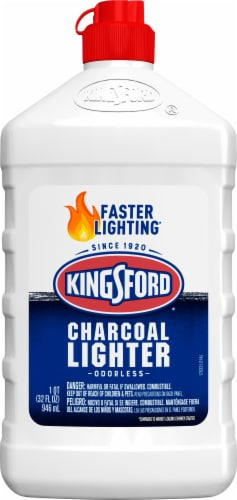 Kingsford Odorless Charcoal Lighter Fluid Perspective: front