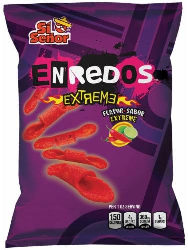 Si Senor Flavor Sabor Extreme Enredos Extreme Perspective: front