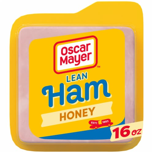 Oscar Mayer Lean Honey Ham Perspective: front