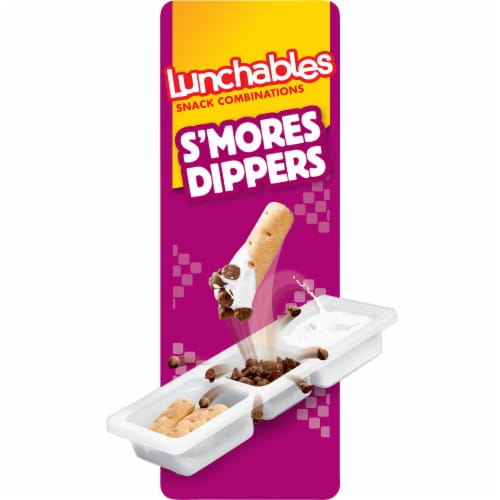Lunchables S'mores Dippers Perspective: front