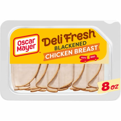 Oscar Mayer Deli Fresh Blackened Chicken Breast Perspective: front