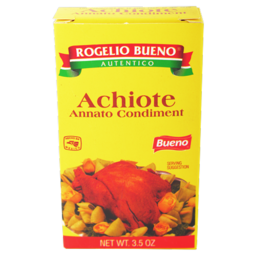 Rogelio Bueno Achiote Paste Perspective: front