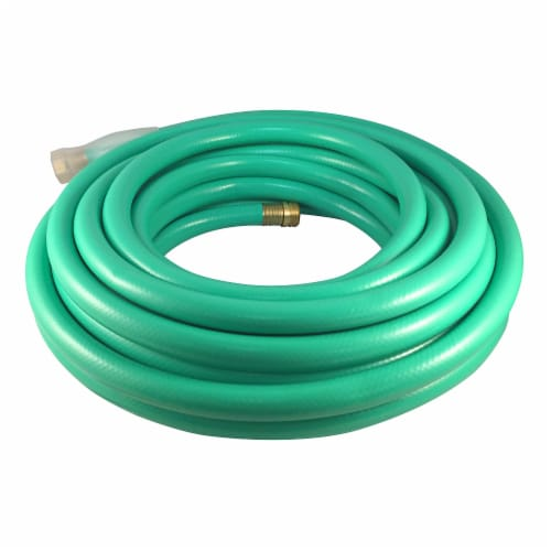 Flexon 3/4 x 100ft Heavy Duty Garden Hose Perspective: front