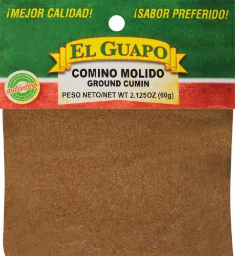 El Guapo Comino Molido Seasoning Perspective: front