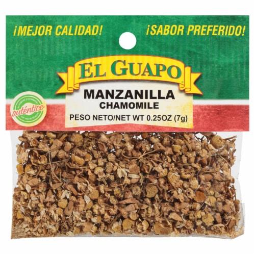 El Guapo Manzanilla Chamomile Perspective: front