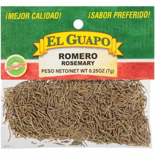 El Guapo Romero Rosemary Perspective: front
