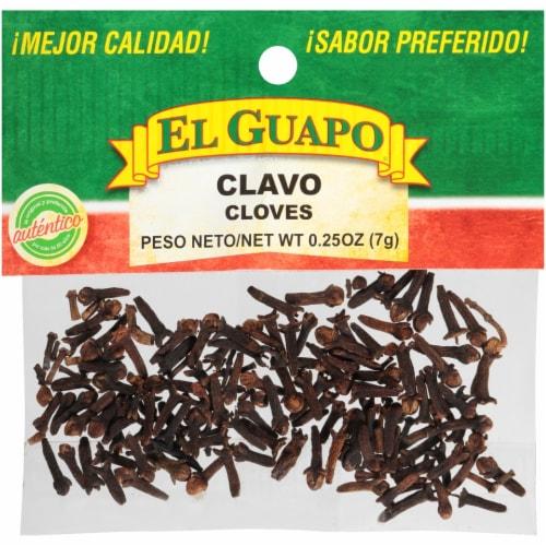 El Guapo Clavo Entero Cloves Perspective: front