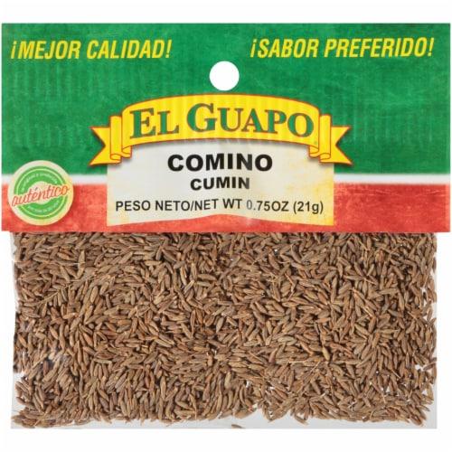 El Guapo Comino Whole Cumin Perspective: front