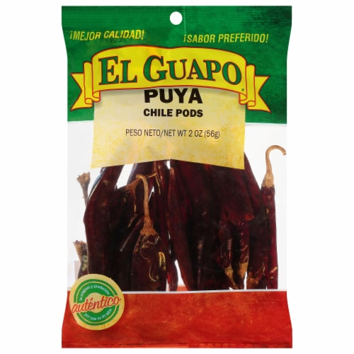 El Guapo Puya Chile Pods Perspective: front