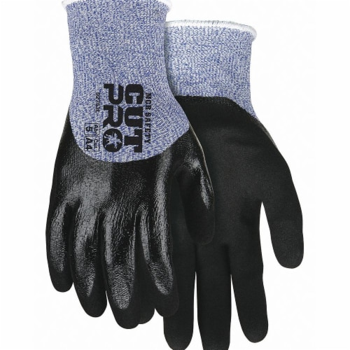 Mcr Safety Cut-Resistant Gloves,2XL/11,PR  92753XXL Perspective: front