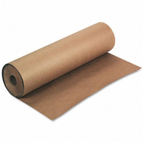 Pacon Kraft Paper Roll, 50lb, 36  X 1000ft, Natural 5836 Perspective: front