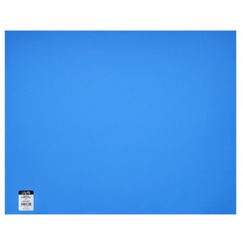 Ucreate Premium Poster Board - Blue Perspective: front
