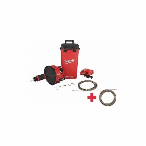 Milwaukee Drain Gun Kit,Battery Included Perspective: front