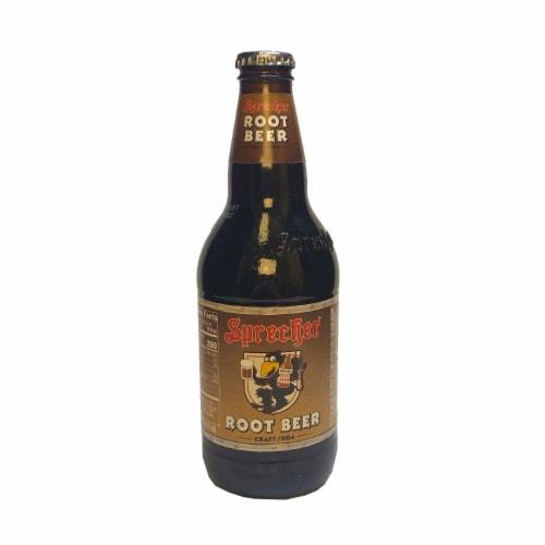 Sprecher Root Beer Perspective: front