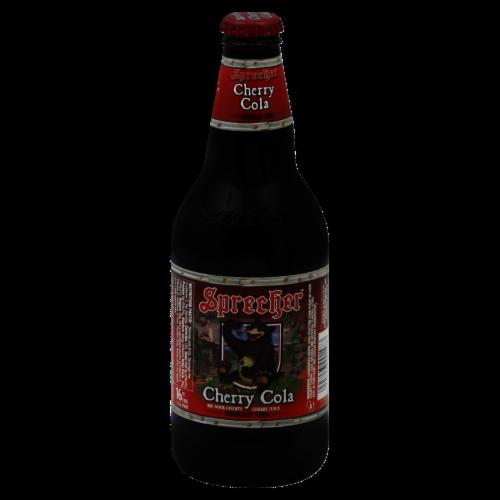 Sprecher Cherry Cola Perspective: front