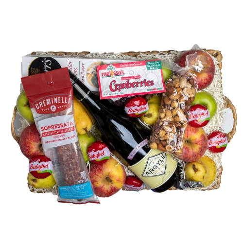 Melissa's Royal Treatment Gift Basket (Approximate Delivery is 3-5 Days) Perspective: front
