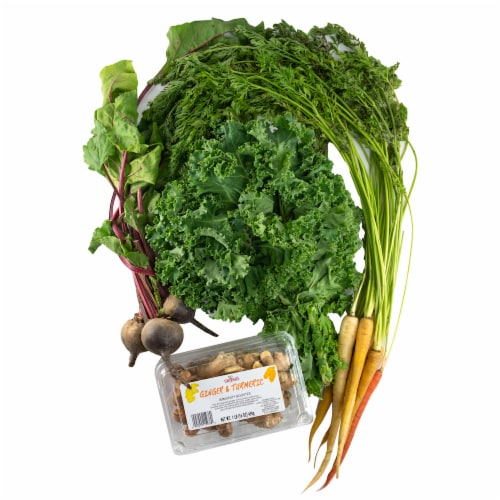 Melissa's Healthy Juice Box (Approximate Delivery 3-5 Days) Perspective: front
