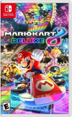 Mario Kart 8 Deluxe (Nintendo Switch) Perspective: front