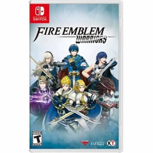 Fire Emblem Warriors (Nintendo Switch) Perspective: front