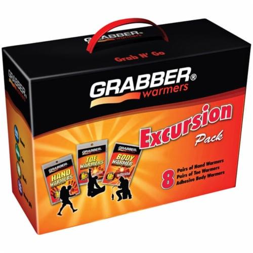 Grabber EPHTA8 Excursion Multi Pack Perspective: front