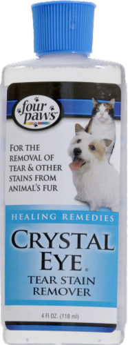 Four Paws Crystal Eye Tear Stain Remover Perspective: front