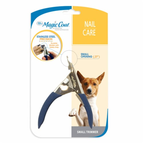 Four Paws Magic Coat Small Dog Nail Trimmer Perspective: front