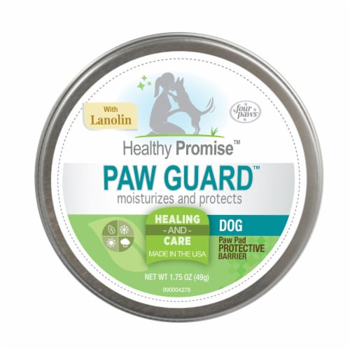 Four Paws Healthy Promise Paw Guard Moisturizer Perspective: front