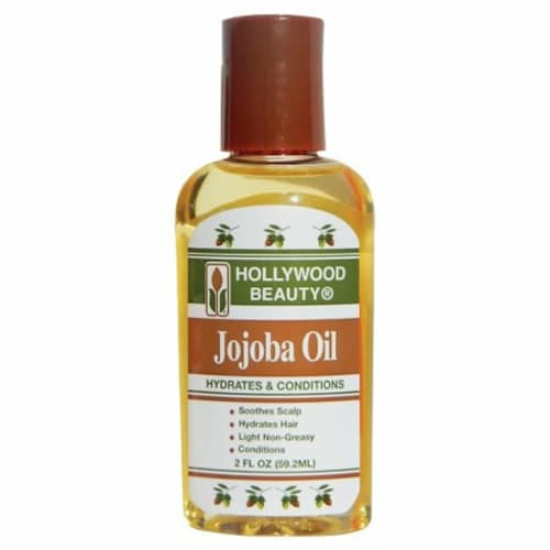 Hollywood Beauty Jojoba Oil Perspective: front